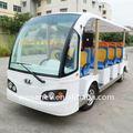 turismo eléctrico de pasajeros del autobús