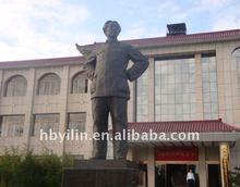 chairman Mao bronze statues