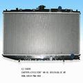 Auto del radiador para civic/crx' 88-91 ef3/d15b. Mt zc