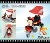 Hot sale plastic tricycle for baby/lexus tricycle for baby
