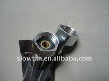 Stainless steel braided hose (bathroom flexible connectors)