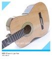 """39"""" abeto de guitarra clásica"""
