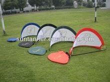 pop up football goal / portable folding soccer goal / folding football goal