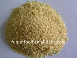 Dehydrated garlic granulated, dehydrated minced garlic