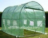 Garden Galvanized greenhouse,4x2M Poly tunnel