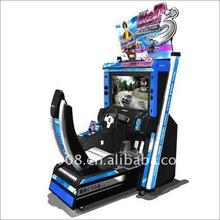 Initial D5 arcade game machine