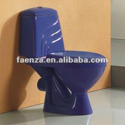 Cobalt Blue Toilet Cobalt Blue Toilet View Two
