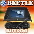 Witson AUTO RADIO fusca AUTO DVD VW BEETLE AUTO DVD GPS VW BEETLE