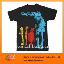 promotional Fashion Mens Tshirt Branded