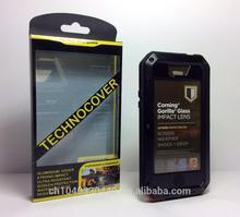 Techno Cover aluminium iphone 5 5S.