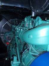 Co - generator thermo and electric VOLVO PENTA