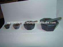 Agate mortars