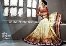 Saree indian saree new border design saree 2601