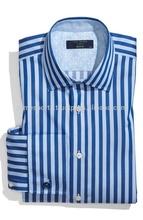 stripe formal dress shirts - vertical stripe dress shirts for men - 100% Cotton Fashion stripe dress shirts men - slim fitted