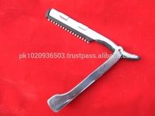 Thinner razor/Straight razor/Single Blade