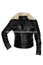 Best New women leather motorbike jacket manufacturer, wholesale, wholesaler, exporter USA, UK, AUSTRALIA by (Ruby Leather)