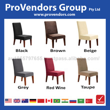 Elegant Spandex Dining Room Chair Covers