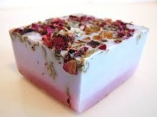 Herbal Handmade Rose Soap