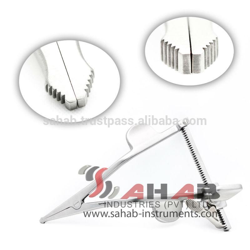 Cloward Surgical Instruments Vertebra Spreader 1 With Ratchet Cloward st Cervical Spine Surgical