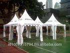 Pagoda Tent / Tenda Sarnafil