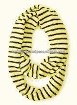 เรียนรู้วิธีการที่ถักผ้าพันคออินฟินิตี้