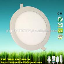 Round Shape 18W LED Panel Light