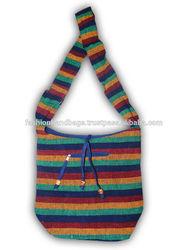 cotton tote bags,long strap shoulder tote bags,long strap cross body shoulder bags