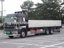 Giga isuzu camión de carga- año 2007- us$ 9000