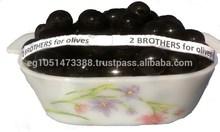 RIPE BLACK OLIVES
