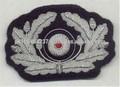 Exército alemão oficiais CAP grinalda CAP INSIGNIA