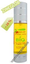 ( discount of 10%) Argan oil cosmetic Artizanal Glass Bottle 60 ml