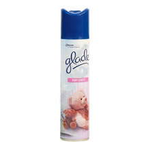 Glade Air Freshener Baby Caress 320ml