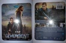 Blu-ray dvd movies in metal case