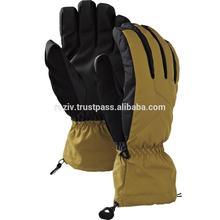 Bulk Cheaper Customized Logo Printed Snow Ski Glove