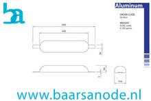 Aluminum ANODE 6KG