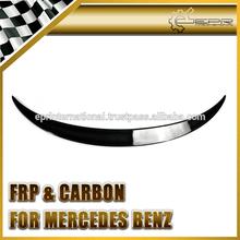 For Mercedes Benz CLA 2014 Carbon Fiber Rear Trunk Spoiler