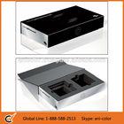 High-end Custom Cosmetics Rigid Paper Cardboard Packaging Box with EVA Foam Insert