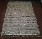 Vintage Moroccan wedding blanket 162cm x 114cm wholesale of handira