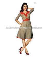 India Wholesale Clothing / Frock Kurtis Tops