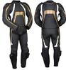 una sola pieza traje guardapolvos de cuero prendas de deporte de la motocicleta traje de cuero cuero de la motocicleta motocicle