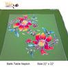 Batik Table Napkins Hand Painted