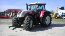Tractor Steyr CVT 6195