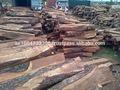 Kosso Logs , African Black wood sawn timber