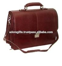 2015 New Arrival Fashionable Shoulder Bags For Laptop / Best Leather Laptop Messenger Bag 2015