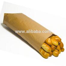 Paper bag for baking