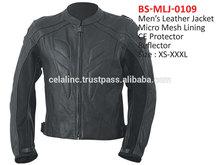 Motorbike Leather Jacket, Leather Racing Jacket, Motorcycle Riding Jacket