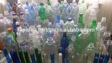 PET bottles for mineral water , juice, oil etc...