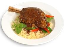 Marathon Chef Direct Lamb Shank - Provencale 100% Australian Lamb (6 min heat and serve) new technology food dinner lunch