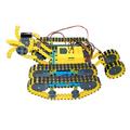 Materiais de alta qualidade ABS auto montar brinquedos ( DIY ) robô educacional Kit EQ Robot ( artigos do presente para crianças )