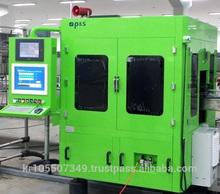 Neck Finish & Basement inspection machine